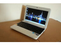 "MSi U130 NETBOOK 10.1"", 1.60GHz ATOM, 2GB, 60GB, WIFI, WEBCAM, BLUETOOTH, OFFICE, ANTI-VIRUS, W7"