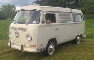 Volkswagen Westfalia Camper Van Wanted