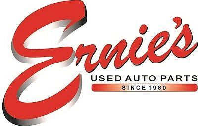 Ernie's Used Auto Parts Store