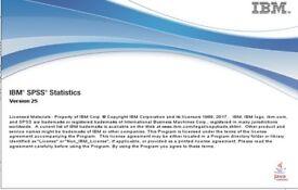 SPSS, NVIVO: Expert Academic Tutor. Dissertation advice, research methods & academic writing