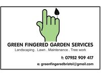 Grass cutting garden maintenance landscaping tree surgery lawn treatments all fully qualified