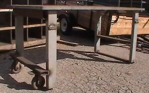 Welding Table – Work Bench London Ontario image 1