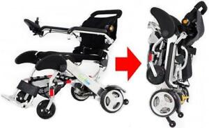 Smart Chair Portable Power Wheelchair