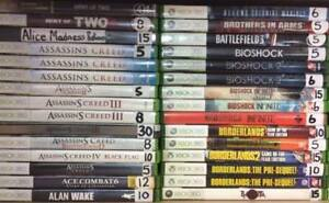 Over 250 Xbox 360 Games and Accessories!!