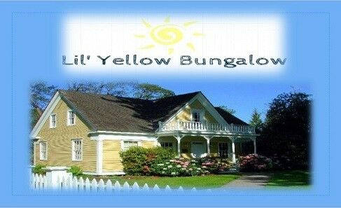 Lil' Yellow Bungalow