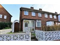 Spacious 3 Double Bedroom Semi Detached House with separate Kitchen/Diner & Living Area
