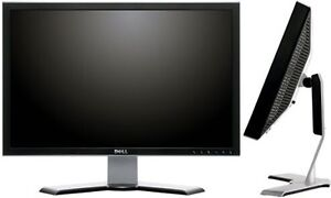 """Dell 2407wfp 24"""" HD LCD monitor Sydney City Inner Sydney Preview"""
