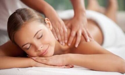 Busy massage shop for sale