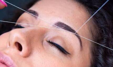 Eyebrows Threading-$8, Facial from $30 Only