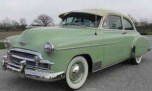 1950 Chevrolet Styleline Deluxe - RHD Holden Manufactured Port Kennedy Rockingham Area Preview