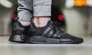 Adidas NMD's Triple Black's Adelaide CBD Adelaide City Preview