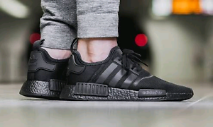 LOOKING for Adidas NMD Triple Black size US 7.5 Truganina Melton Area Preview