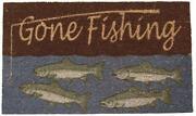 Fish Door Mat