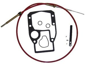 Lower-Shift-Cable-Assembly-for-OMC-Cobra-Sterndrive-Replaces-987661