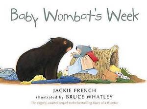 Baby Wombat's Week by Jackie French (Paperback, 2011)