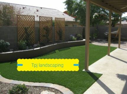 TPJ landscaping  and design