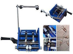 U Type Resistor Axial Lead Bend Cut & Form Machine 170730