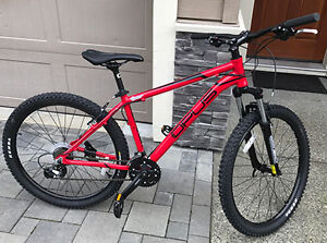 """New 26"""" Opus Sonar 1.0 XC 2013 Red Mountain Bike For Sale"""