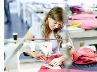 Industrial Sewing Lessons