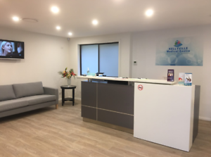 Rooms for lease in established Medical Centre (Allied Health) Kellyville The Hills District Preview