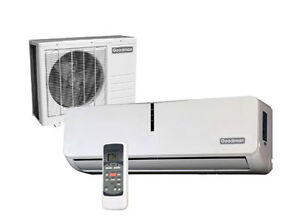 Heat Pump/ Air Conditioner/ Furnace/ Central and Wall Units