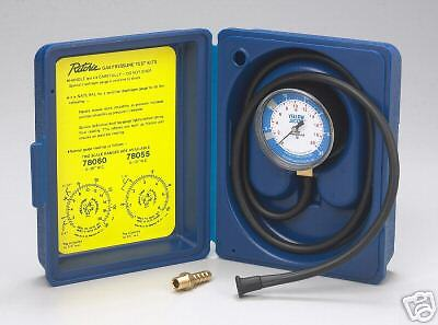 Gas Pressure Test Kit 0-35 78060 Ritchie Yellow Jacket