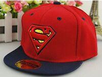 Superman caps