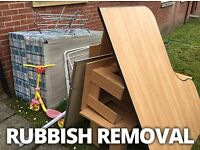 Rubbish removal cheaper than a skip fast and reliable same day all waste tip runs clearances skip