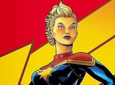 großartige Carol Danvers