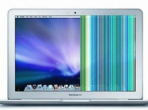 Apple MacBook Air Screen Repairs for a CHEAPER PRICE!