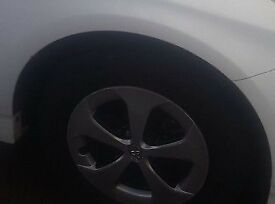 2015 TOYOTA PRIUS BREAKING STEEL RIM WHEEL WITHOUT TYRE (NO TRIM COVER)
