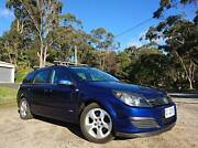 2006 Holden Astra Wagon Forth Central Coast Preview