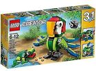 Parrot Polybag Creator LEGO Construction Toys & Kits