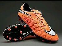 Men's Nike Hypervenom Phelon FG Boots, Size 9
