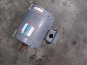 Century 7.5hp Industrial Electric Motor