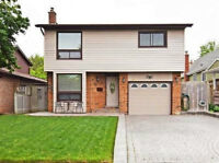 3 BR Detached House in Mississauga near Winston Churchill/Derry