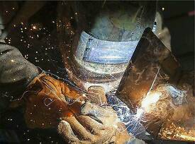 Mobile welding service