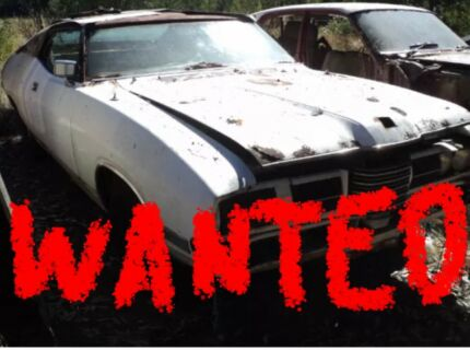 Wanted: Old fords wanted xr xt Xw xy xa xb Xc coupe sedan wagon