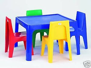 Exceptional KIDS TODDLER SIZE TABLE AND CHAIRS SET Part 26