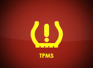 TPMS (Tire Pressure Monitoring System) RESET