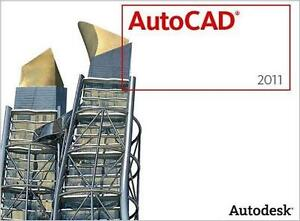 AutoCAD 2011 or newer