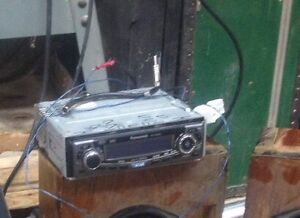 Car audio stereo