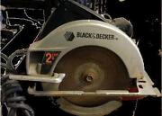 Black Decker Circular Saw
