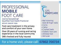 GPS Footcare
