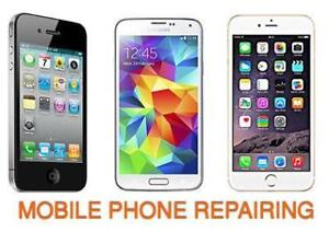 Cell Phones Repair & Unlocking Lime-ridge Mall Hamilton (Booth by the Hudsons Bay Upstairs) 289-489-9786