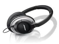 QuietComfort Acoustic Noise Cancellin headphones – Apple devices