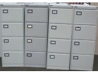 4 Drawer Filing Cabinets & Office Furniture