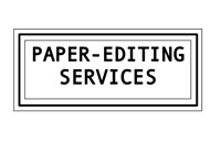 University Paper-Editing Services