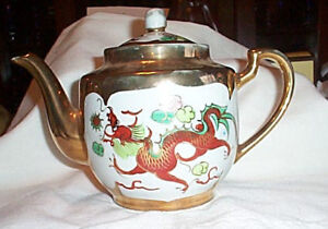 Beautiful Oriental Teapot