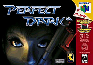 Looking for Perfect Dark (N64)